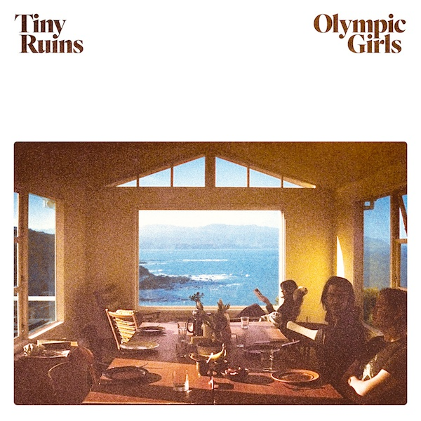 tiny ruins - Olympic Girls (LP)