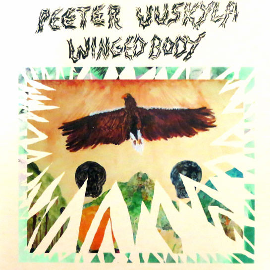 WINGED BODY (LP ONLY)