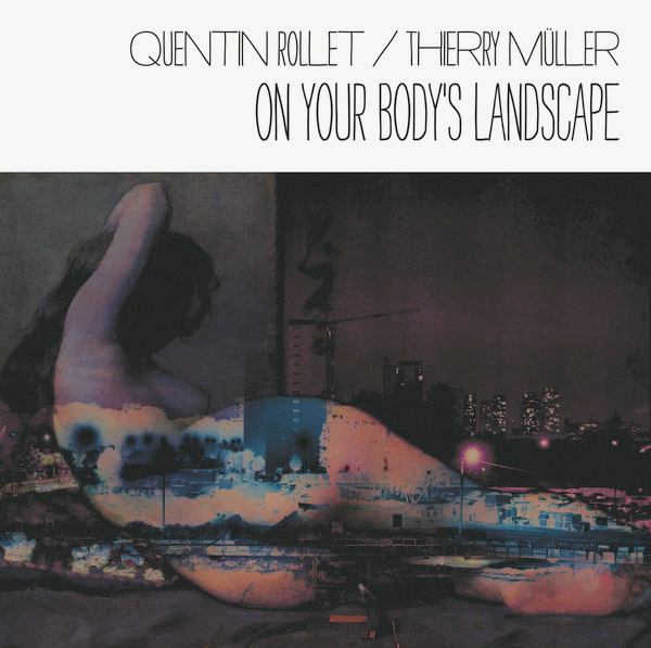 ON YOUR BODY'S LANDSCAPE (LP)