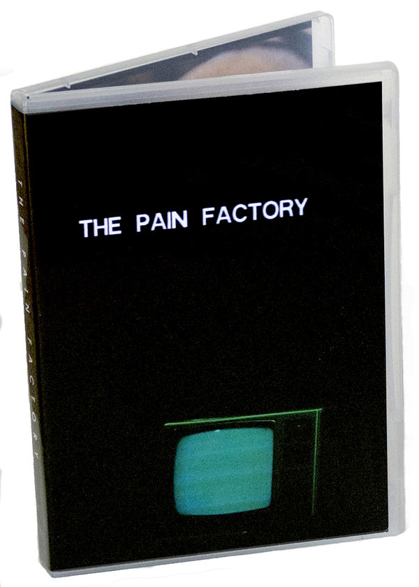 THE PAIN FACTORY - A PUBLIC ACCESS TV SHOW 1995-1997 (4 DVD)