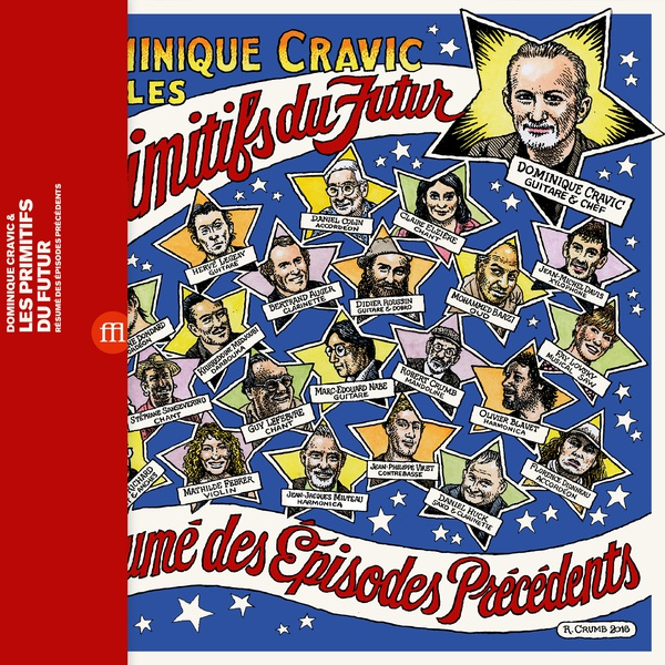 RESUME DES EPISODES PRECEDENTS (2XLP)