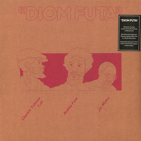 DIOM FUTA (LP)