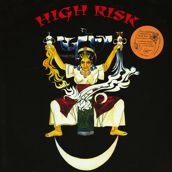 HIGH RISK (LP)