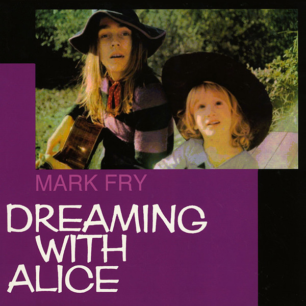 DREAMING WITH ALICE (LP)