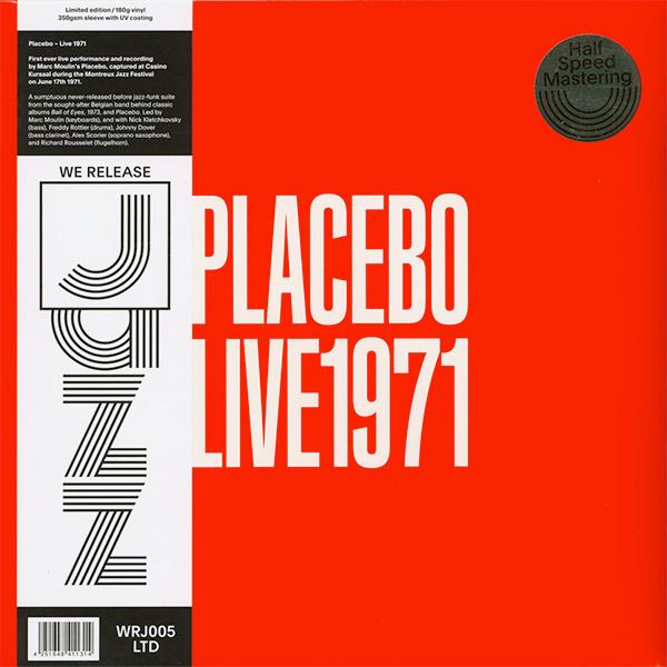 LIVE 1971 (LP)