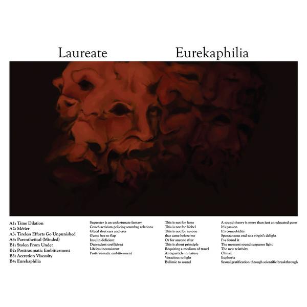 EUREKAPHILIA (LP)