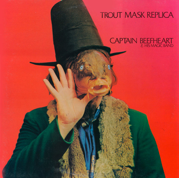 captain beefheart - Trout Mask Replica (2Lp)