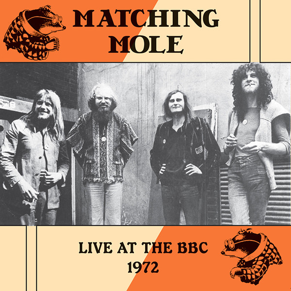 matching mole - Live At The BBC 1972 (LP)