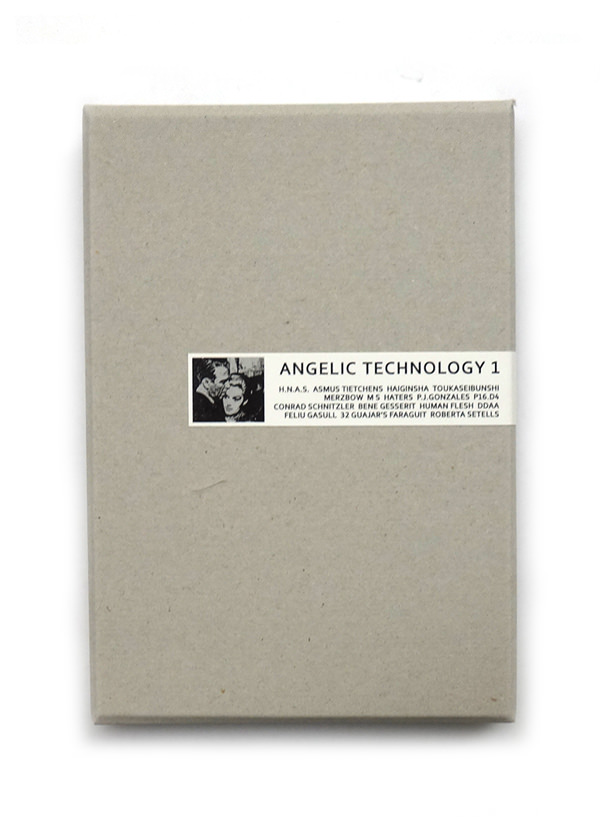 various artists - Angelic Tecnology 1 (2xTape Box)