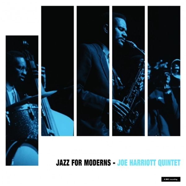 joe harriott quintet - BBC Jazz For Moderns (12