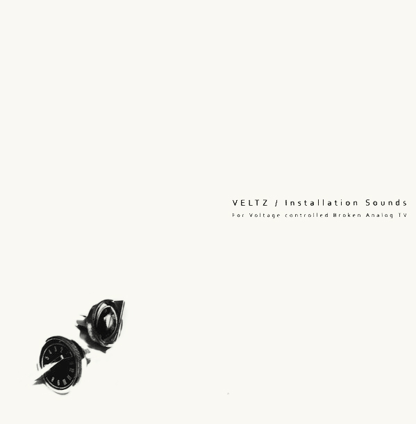 veltz - Installation Sounds (CDr)