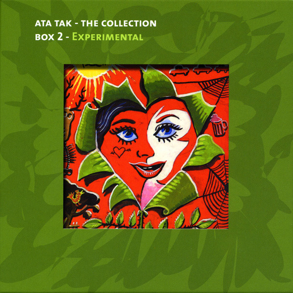 ATA TAK - THE COLLECTION, BOX 2: EXPERIMENTAL (5CD BOX SET + 7