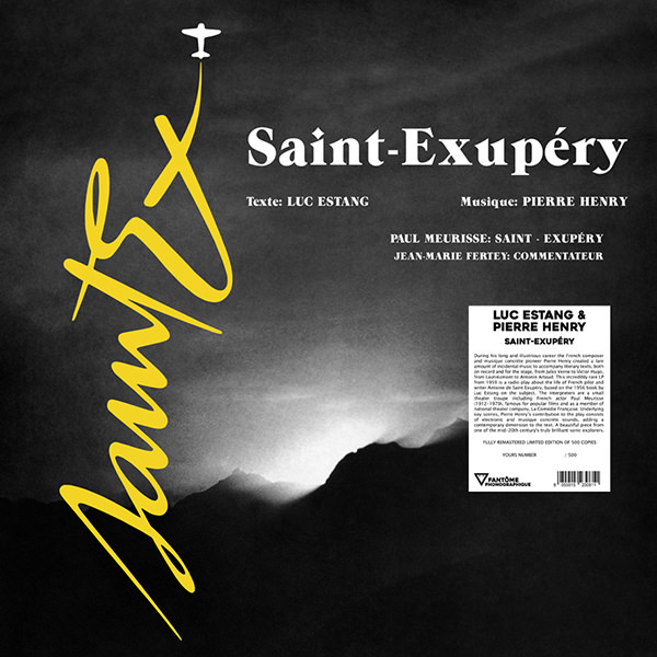 SAINT-EXUPERY (LP)