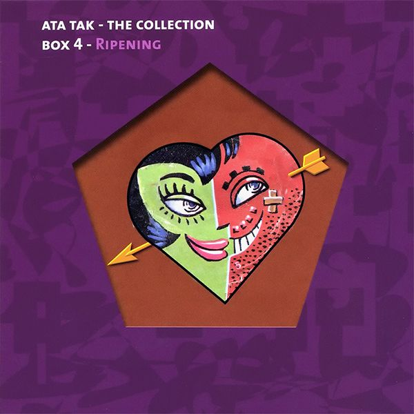 Ata Tak - The Collection, Box 4: Ripening (5CD Box Set)