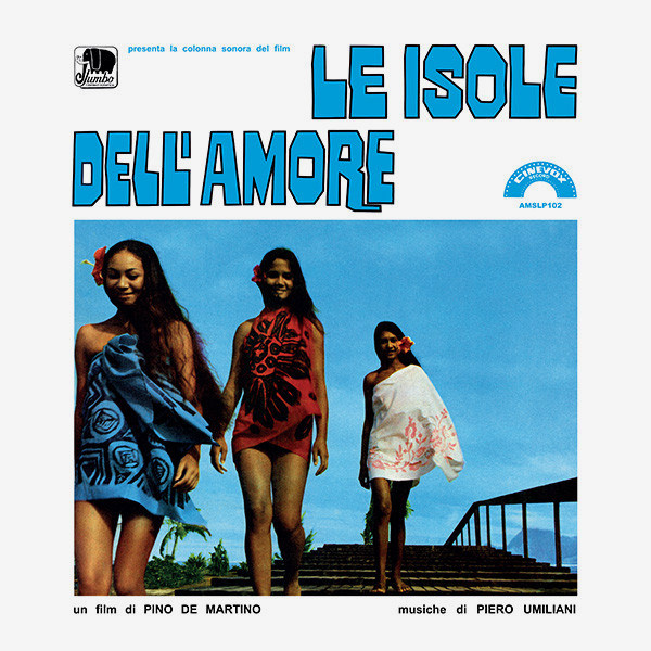 piero umiliani - Le isole dell'Amore (LP)