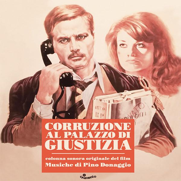 CORRUZIONE AL PALAZZO DI GIUSTIZIA (LP)