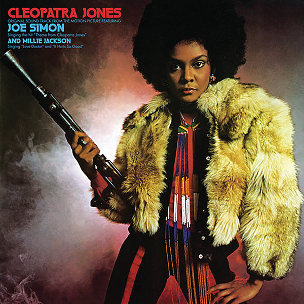Cleopatra Jones (Soundtrack) LP