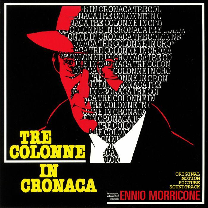 TRE COLONNE IN CRONACA (LP)