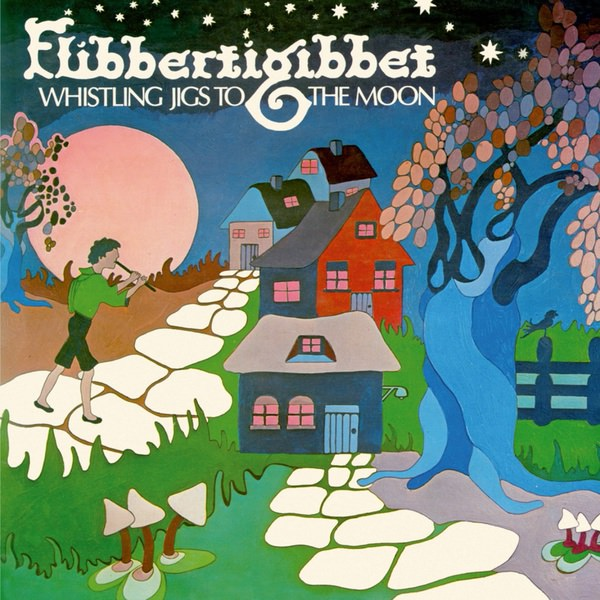 WHISTLING JIGS TO THE MOON (LP)