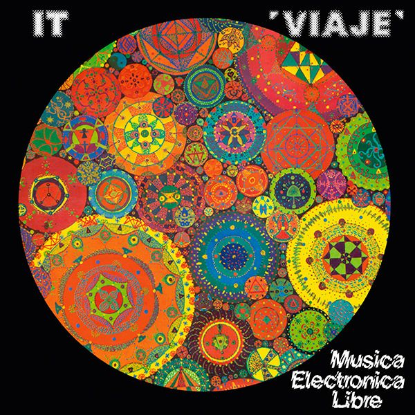 VIAJE: MUSICA ELECTRONICA LIBRE (LP)