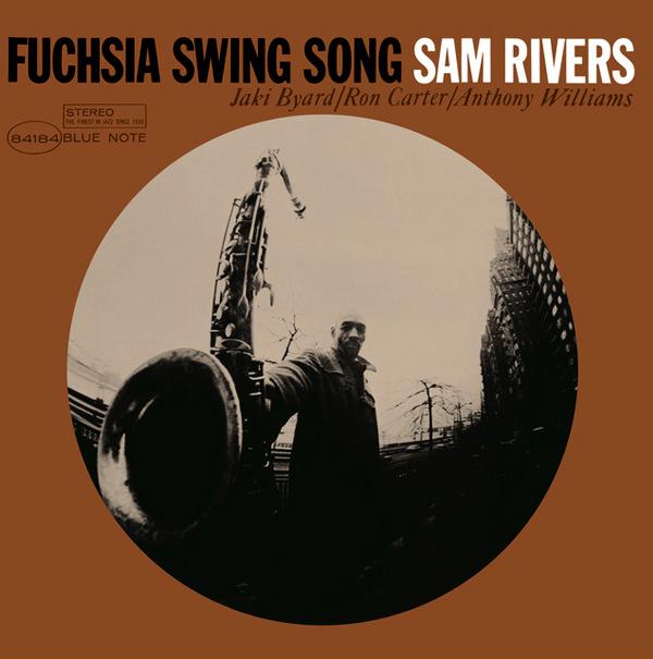 sam rivers - Fuchsia Swing Song (LP)