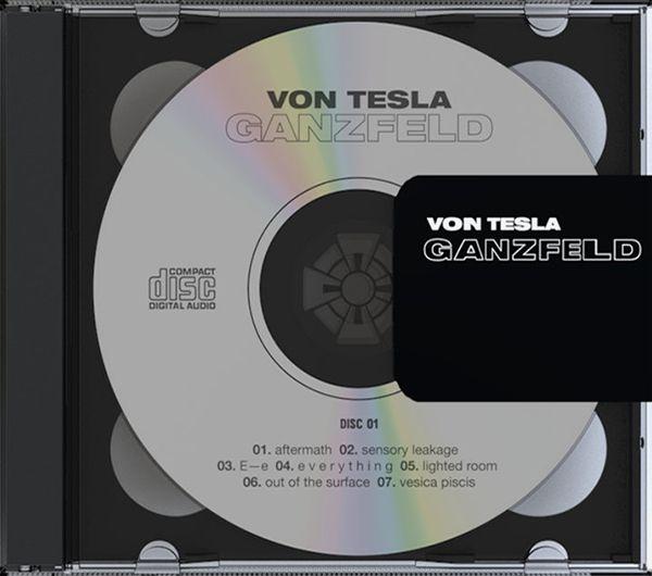 von tesla - Ganzfeld (2CD)