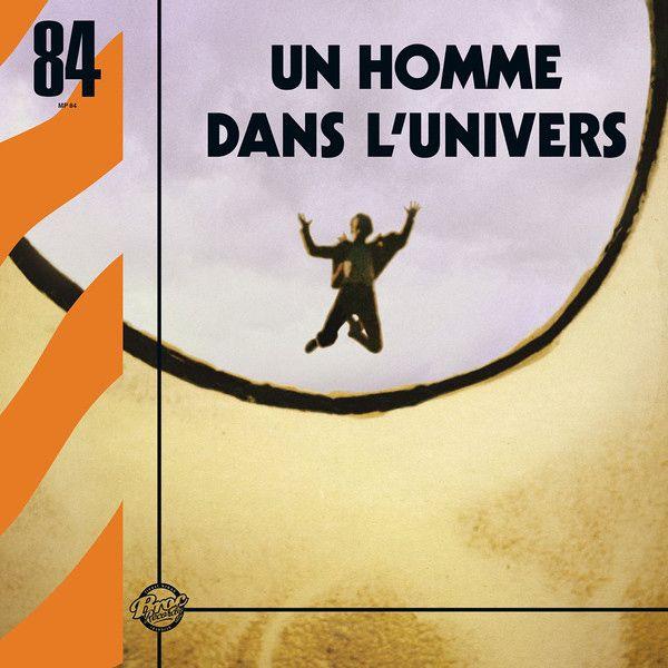 UN HOMME DANS L'UNIVERS (LP)