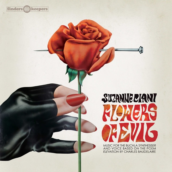 suzanne ciani - Flowers Of Evil (LP)