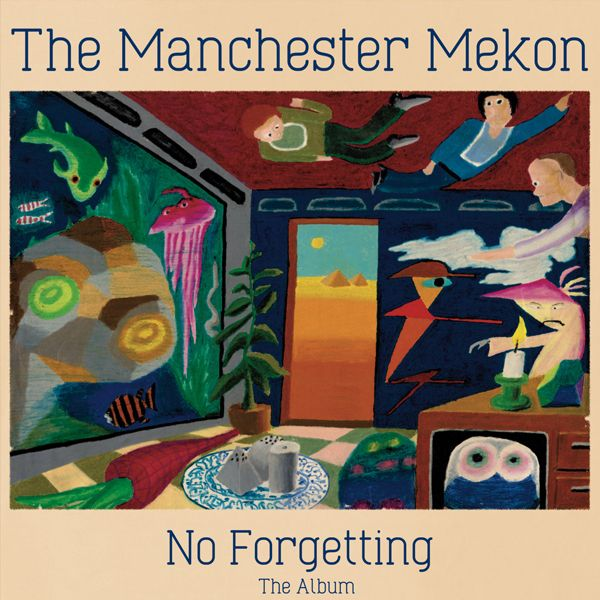 NO FORGETTING - THE ALBUM (LP)