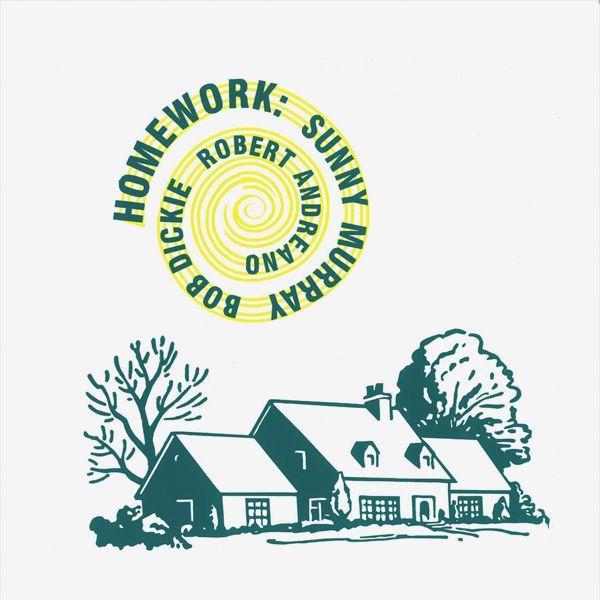 HOMEWORK (LP)