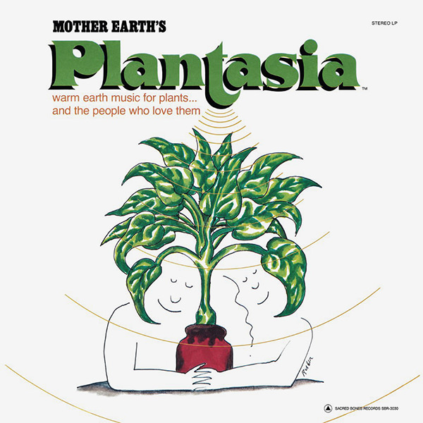 MOTHER EARTH'S PLANTASIA (LP COLOUR)