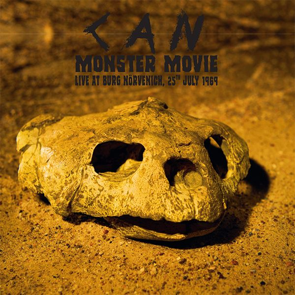 can - Monster Movie - Live At Burg Nörvenich, 25th July 1969 (LP)