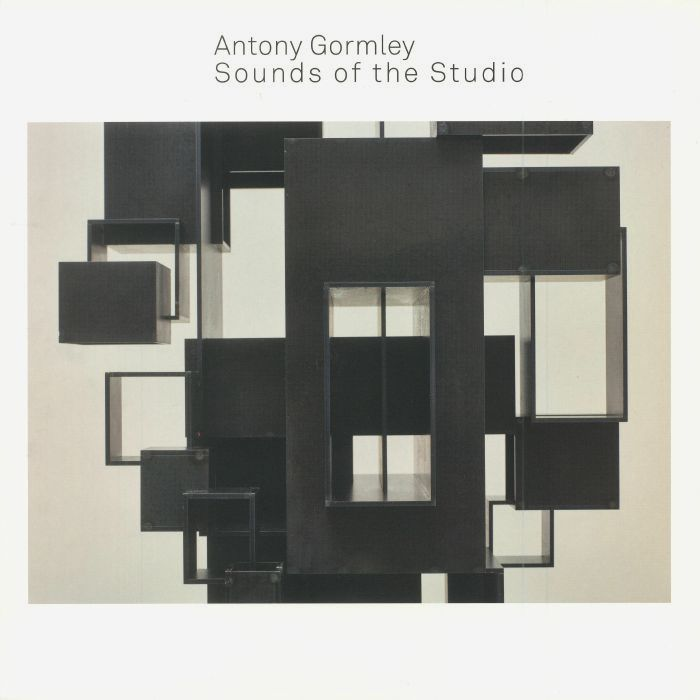 antony gormley - Sounds of the Studio (LP)