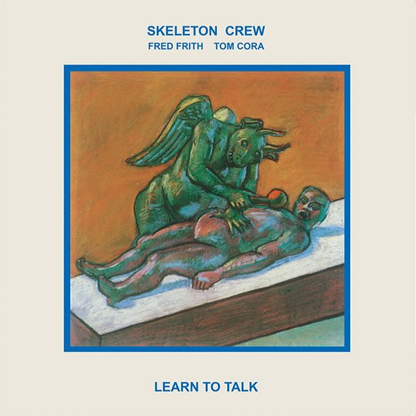 Learn To Talk (LP)