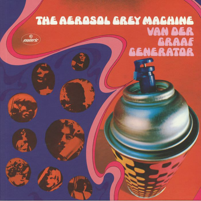The Aerosol Grey Machine (50th Anniversary Box)