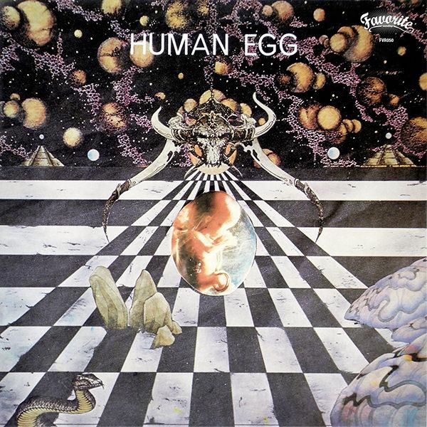 Human Egg (LP)