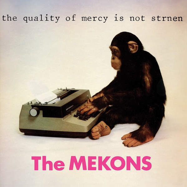 The Quality Of Mercy Is Not Strnen (Lp)