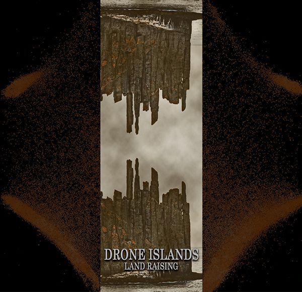 Drone Islands - Land Rising