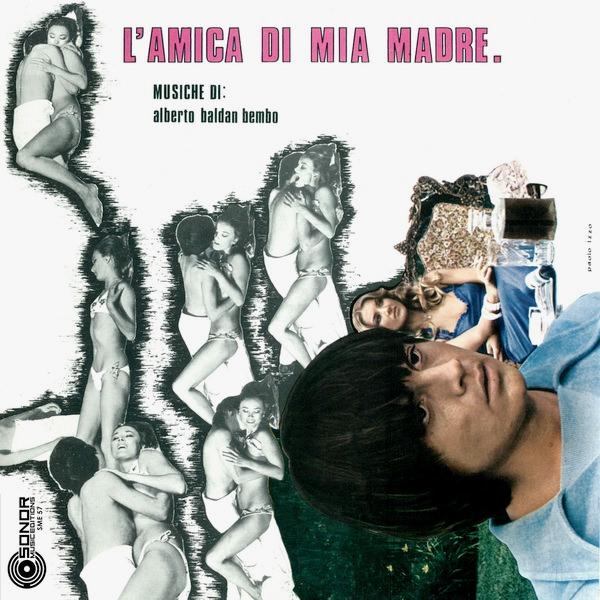 L'AMICA DI MIA MADRE (LP)