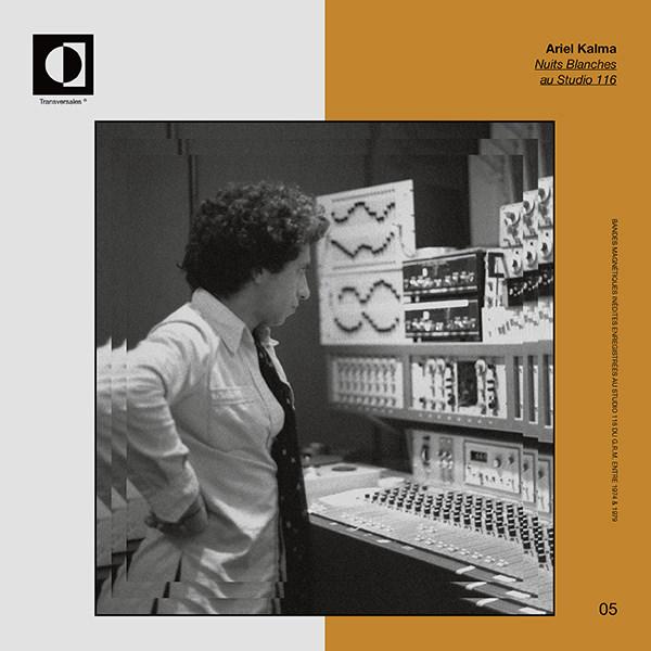 NUITS BLANCHES AU STUDIO 116 (LP)