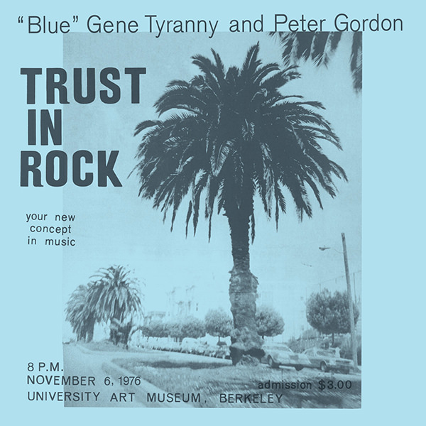 TRUST IN ROCK (3LP)