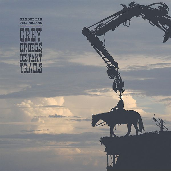 Grey Orders, Distant Trails (LP)