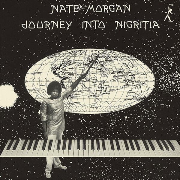 nate morgan - Journey Into Nigritia (LP)
