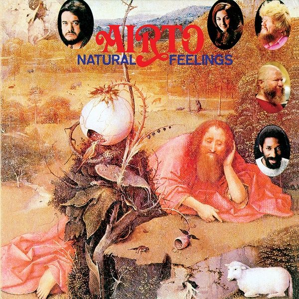 Natural Feelings (LP)