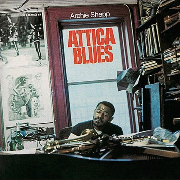 ATTICA BLUES / QUIET DAWN (7