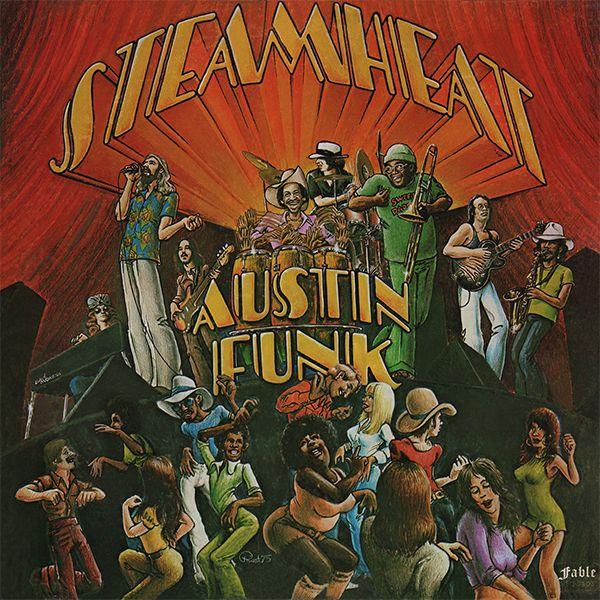 AUSTIN FUNK (LP)