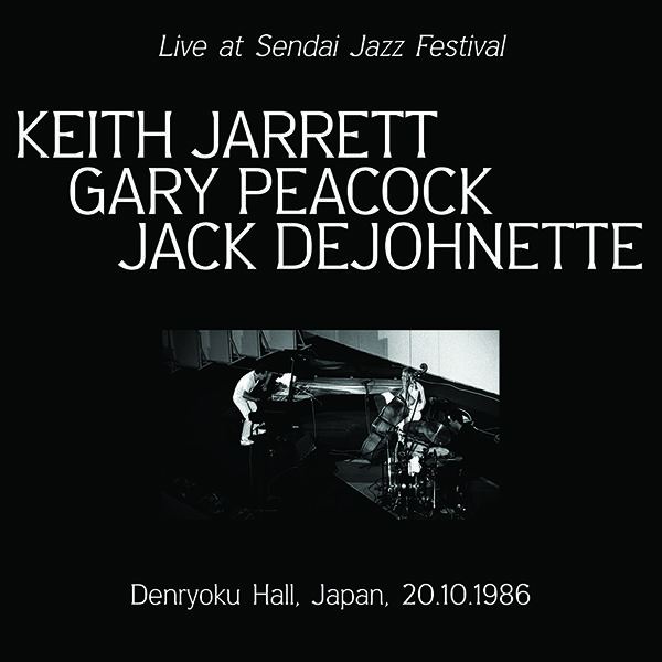 LIVE AT SENDAI JAZZ FESTIVAL, DEN-RYOKU HALL, 20.10.1986 (LP)
