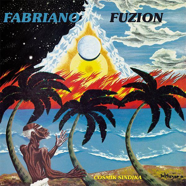 fabriano fuzion - Cosmik Sindika (LP)