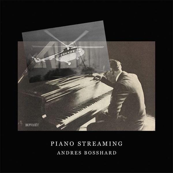 PIANO STREAMING: FLüGEL IM SINKFLUG üBER GRüNECK (LP)