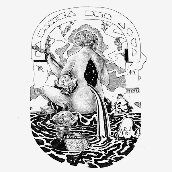 LA DANZA DEL AGUA (LP)